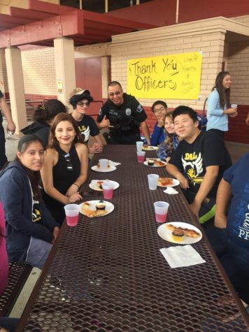 Lugo gives back to Chino's finest