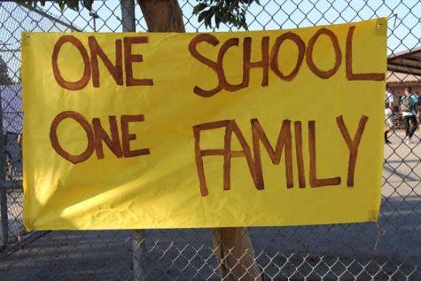 One school. One family.