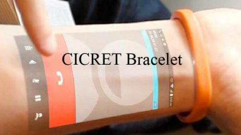 CICRET bracelet leaves more to be desired