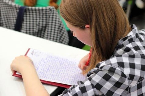 Relaxing sessions are hosted to help students become less stress during a time of difficulty