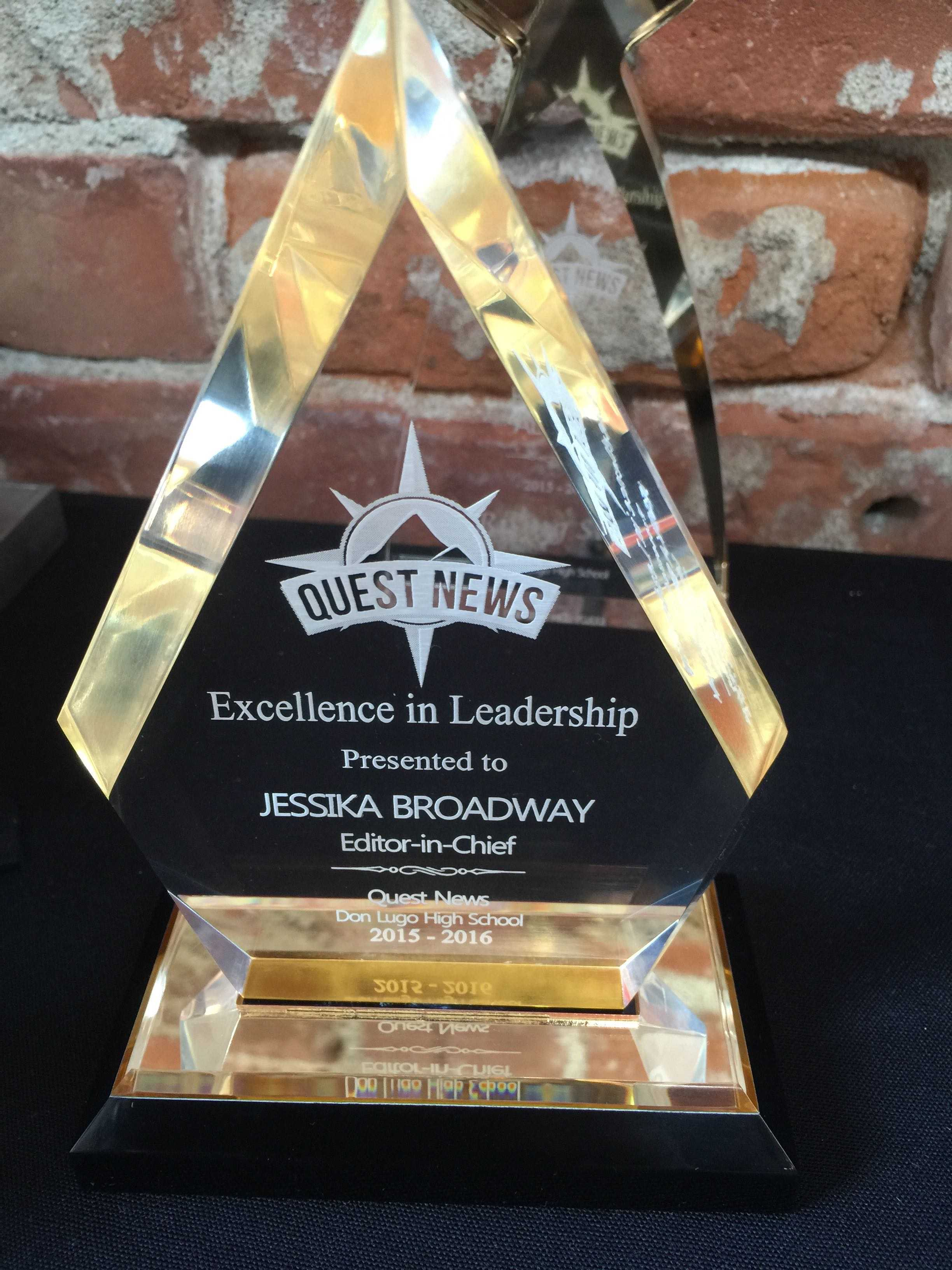 Leadership+is+the+epitome+of+the+Quest+News.