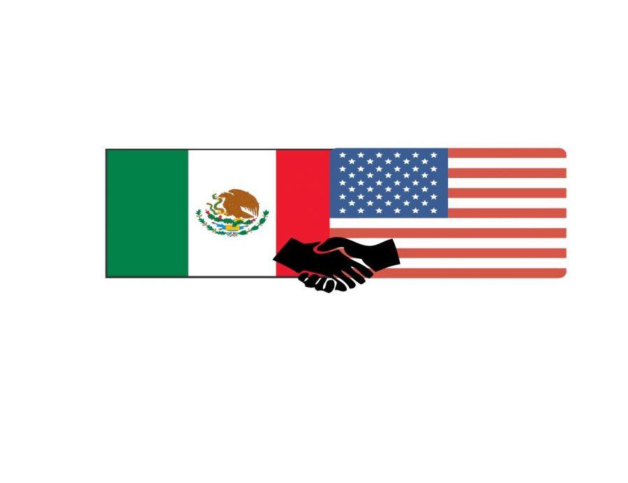 Donald+Trump+Visits+Mexico