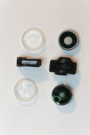 The Olloclip Lenses will provide iPhone 6 and 7 users three different lenses to take better quality photos at a distance. Each of the lenses have their own features and magnification. The Olloclip Lens will be available in early November.