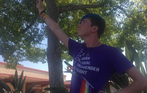 Lugo students celebrate national coming out day