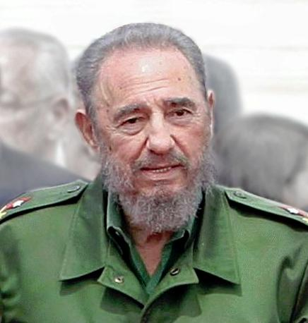 Former Cuban leader, Fidel Castro dies at the age of 90.  His death was caused naturally on November 25, 2016. Photo courtesy of Antonio Milena.