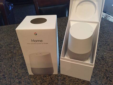 Google has unveiled their latest advancement of an in-home AI assistant, Google Home. Its a device that has several functions throughout the house, like turning on lights and it gives people reminders on what they have to do in their day. Google Home is now available for $129.