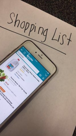 No matter how long your shopping list may be, you may get all your wanted items with no waiting in line. Amazon Go will open its first store in early 2017. Lugo students look forward to local stores being opened in the near future.