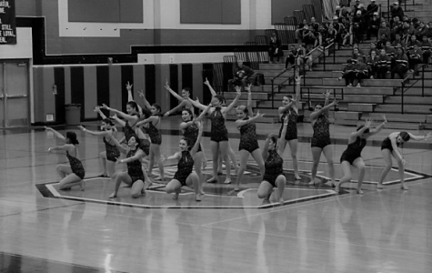 Dance team receives 3rd place at annual competition