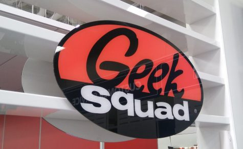 Is it the Geek Squad or the Justice Squad?