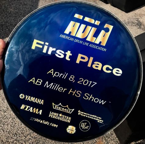 Lugo's Winterline sweeps the competition and takes First Place at AB Miller High School