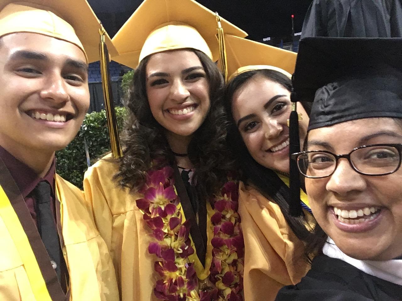 Congratulations Quest News seniors