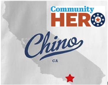 Inspiring sixteen-year-old girl is named hero of Chino
