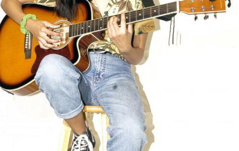 Captivating the Hidden Talents of Highschool Musician Valeria Acevedo