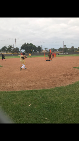 First ever Annual Baseball vs Softball Costume Game