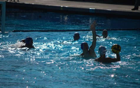 2 Huge games for Lugo's varsity water polo boys