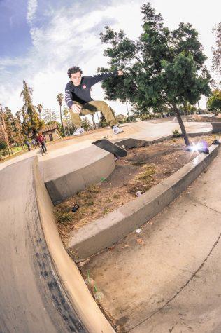 Skateboarder Ruben Mendivil Makes Moves in East Los Angeles