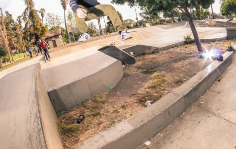 Skateboarder Ruben Mendivil Makes Moves in East Los Angeles