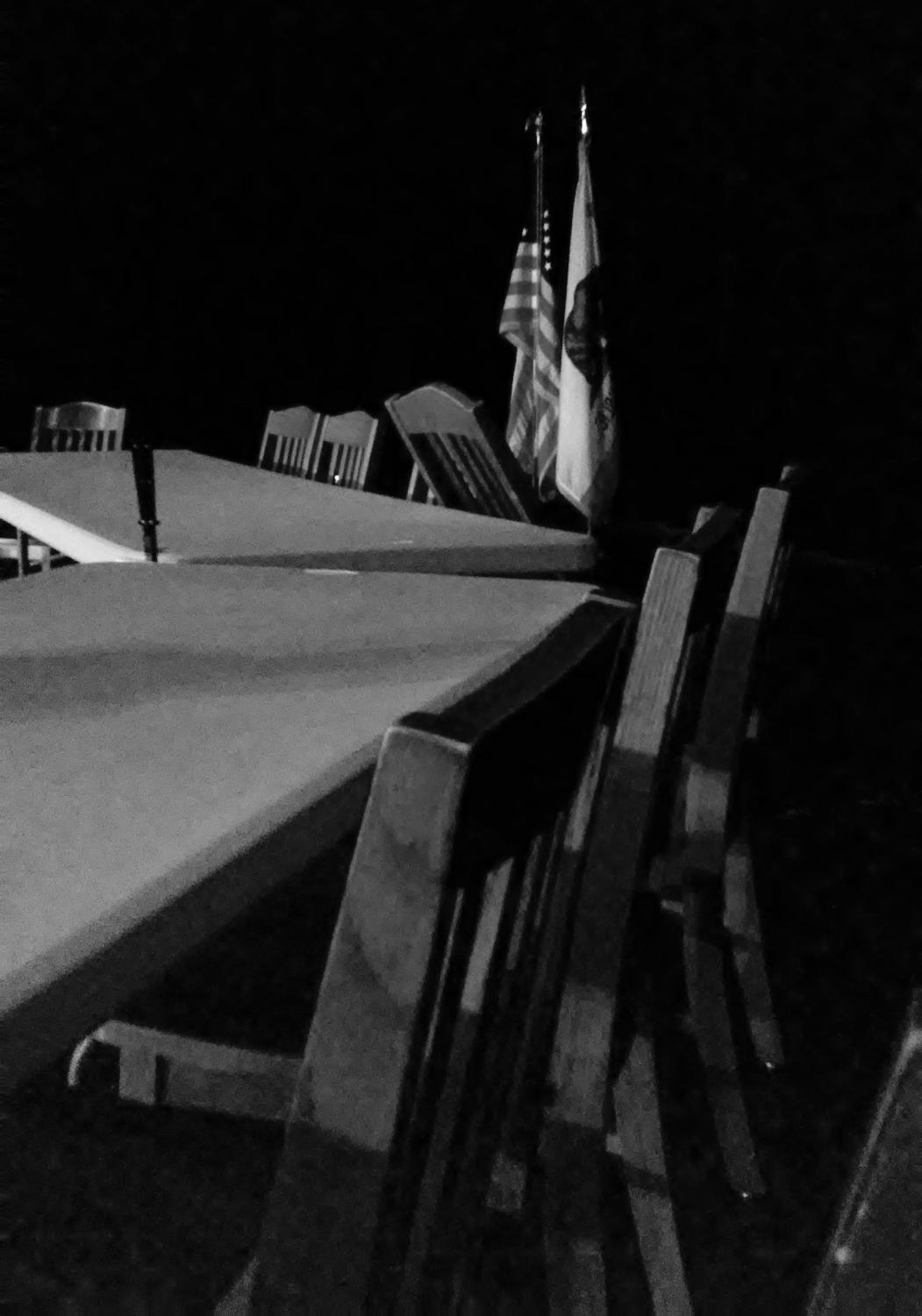 Juror 10's chair remains empty until the cast of 12 Angry Jurors can fill the role. Will they be able to do it in time for opening night?