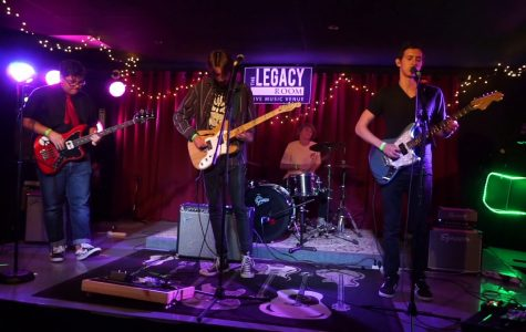 From Hip-Hop to Punk, the Legacy Room welcomes local musicians into the spotlight