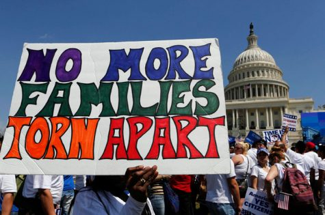 Trump is breaking apart families, but what else is new?