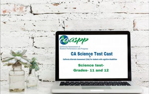 Standardized Science Test for Seniors