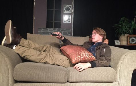 Captivating The Lazy In All Of Us; Drama Department Begins Their Newest Production