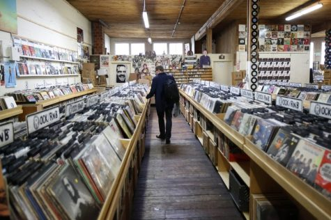Helping the vinyl revolution thrive; one millennial at a time