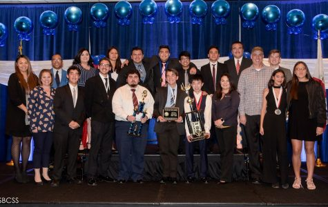 Academic Decathlon takes 4th place in final competition