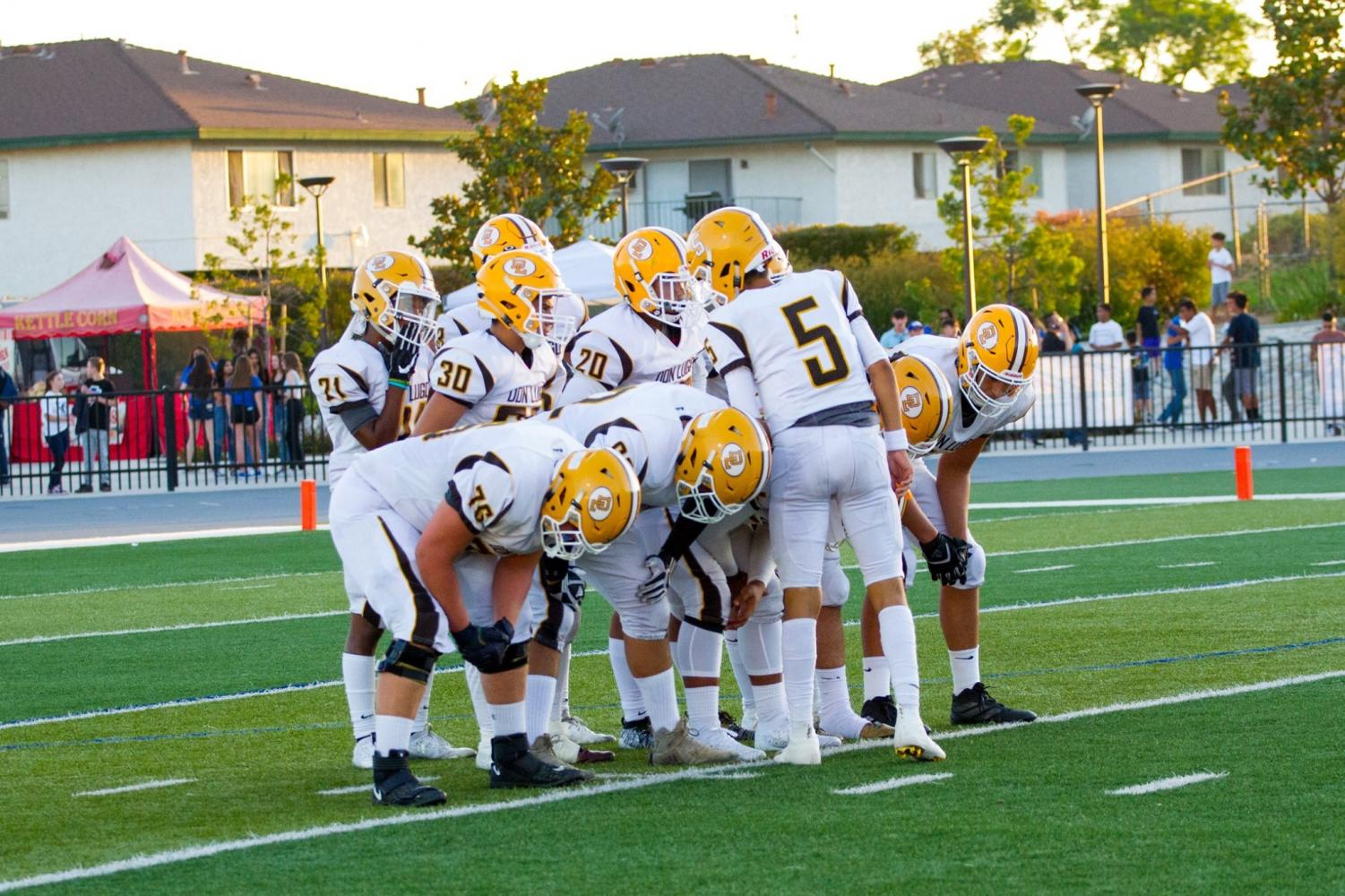 Photo courtesy of Don Lugo Football.