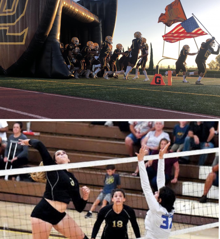 Photos Courtesy of: Diego Cruz (Top) & Don Lugo Volleyball (Bottom)