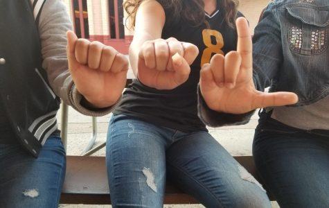 Now Offering ASL Saturday School