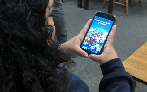 Mario Kart Tour App Races to First Place