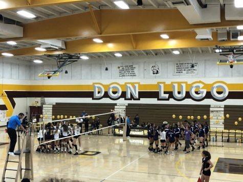 Don Lugo volleyball secures CIF spot