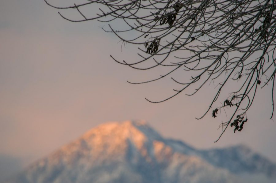 """The first snow falls are dropping in the San Bernardino Mountains. As winter approaches and the temperature drops the mountains are getting their first layers of snow. These mountains go through an icy transition that is beloved by the entire city. A fellow student, Abby Garcia bubbled """"It's beautiful seeing the seasons change. I feel at peace"""""""