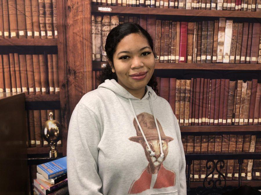 Managing Editor, Karly Ortiz (21)