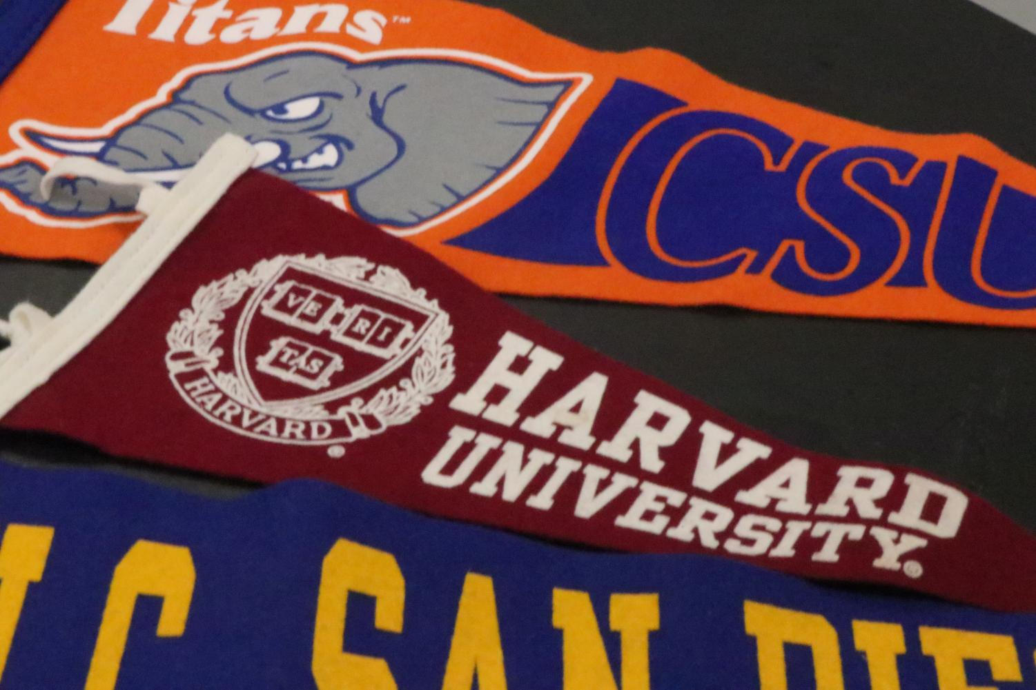 Juniors! Don't miss out on the opportunity to visit multiple Colleges including UC Santa Barbra, and San Luis Obispo.