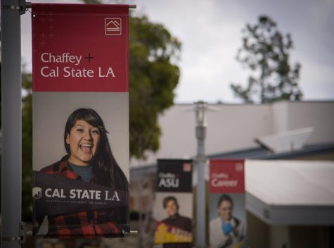 Higher education in Chaffey College