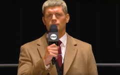 AEW Executive Vice President and Wrestler, Cody Rhodes opens the Empty Arena edition of March 18, 2020 episode of AEW Dynamite with a message to people watching at home.