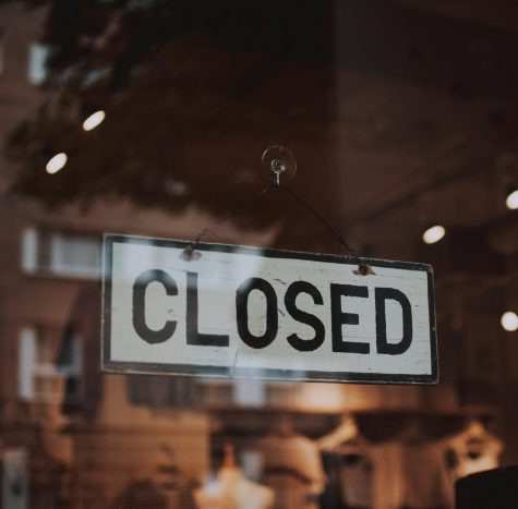 Non essential business closed following Governor Newsom