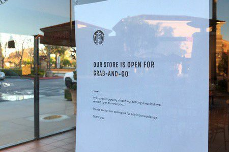 BREAKING NEWS: Chino Hills Starbucks resorts to grab-and-go policy