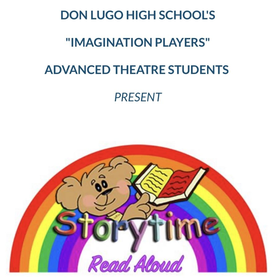 Theatre made sure the show went on in an alternative way due to the cancellation of their children's theatre show. Students dramatically read children's books and add their own theatrical spin to the stories.