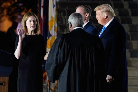 Opinion: Confirmation of Amy Coney Barrett to the Supreme Court is a step backward for progressivism