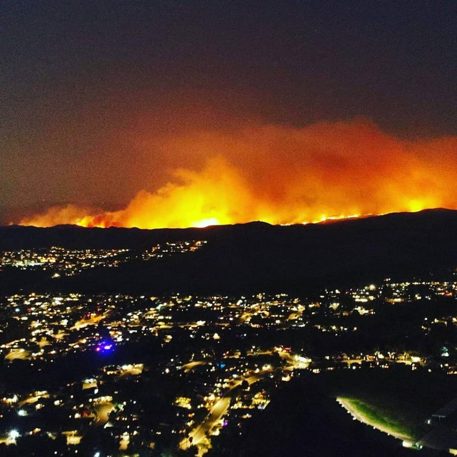 After mandatory evacuation orders in the city of Yorba Linda and Chino Hills were lifted, over 14,000 acres were burned and 47% of containment was reported this morning.