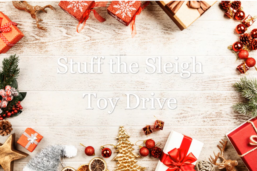 The Stuff the Sleigh toy drive event will begin December 4th until December 10th, where all toys donated will be given out to children in our community who are in need this holiday season. (Photo Curtesy of Pexels.com)
